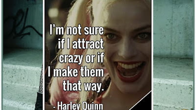 Harley Quinn and joker quotes images