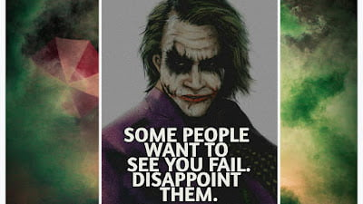 Joker and Harley Quinn quotes