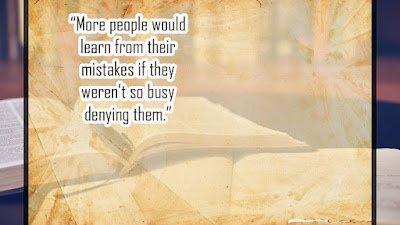 Quotes Learn From Your Mistakes