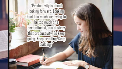 Quotes on Productivity