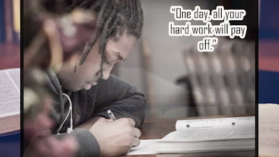Study Quotes on working hard