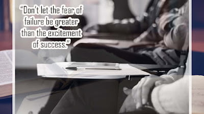 Study Quotes to Overcome Fear