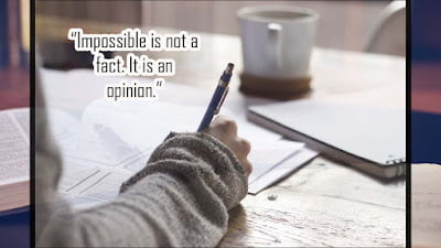 Stay Positive Quotes for Study