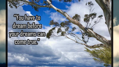 Believe in your dreams quotes images