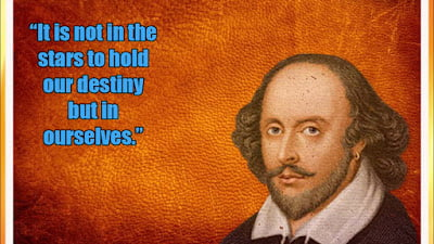 Famous William Shakespeare Quotes images