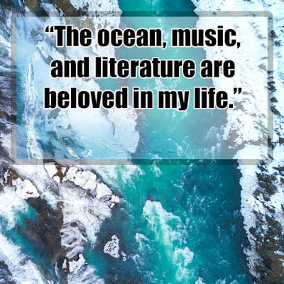 Inspirational Ocean quotes Save Ocean quotes