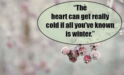 Winter quotes - quotes about winter