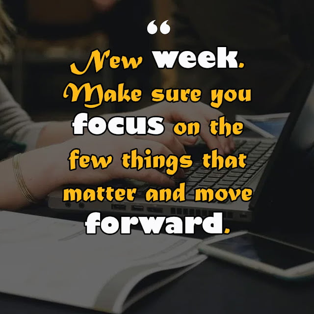 Quote of the week for work