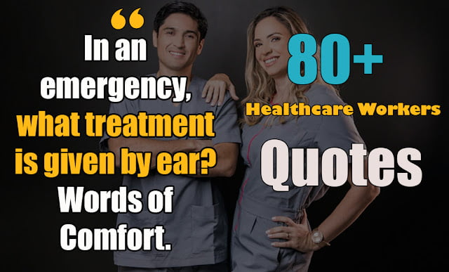 Quotes for healthcare workers 16