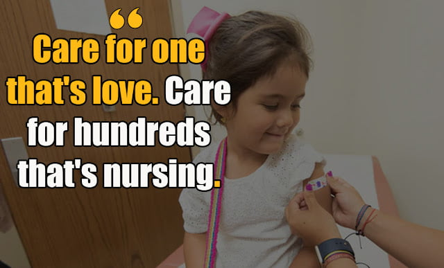 Quotes for healthcare workers